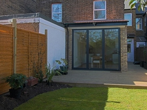 Liverpool builder for kitchen extensions